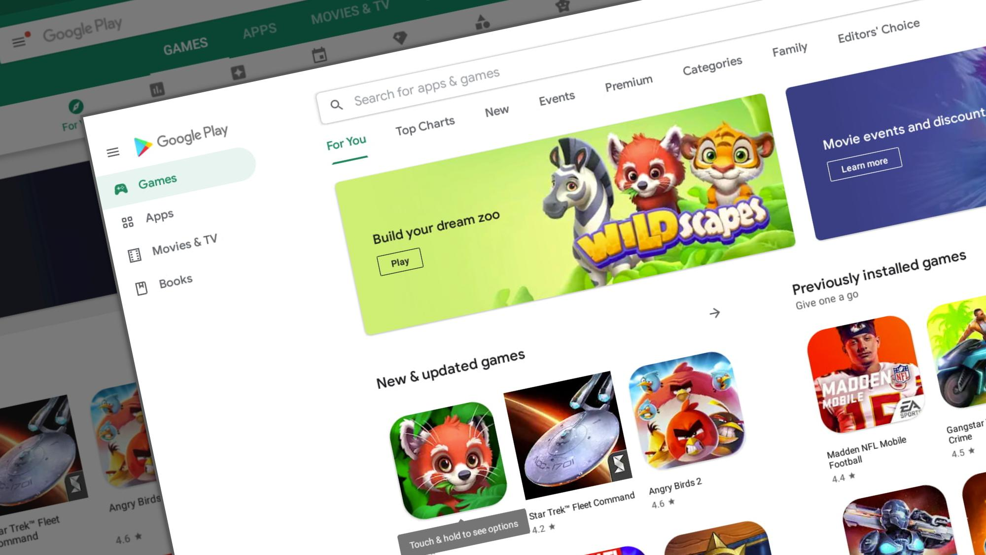How to request a refund on the Google Play Store