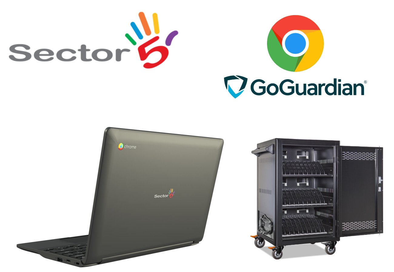 Sector 5 launches more Chromebook bundles that can save schools thousands
