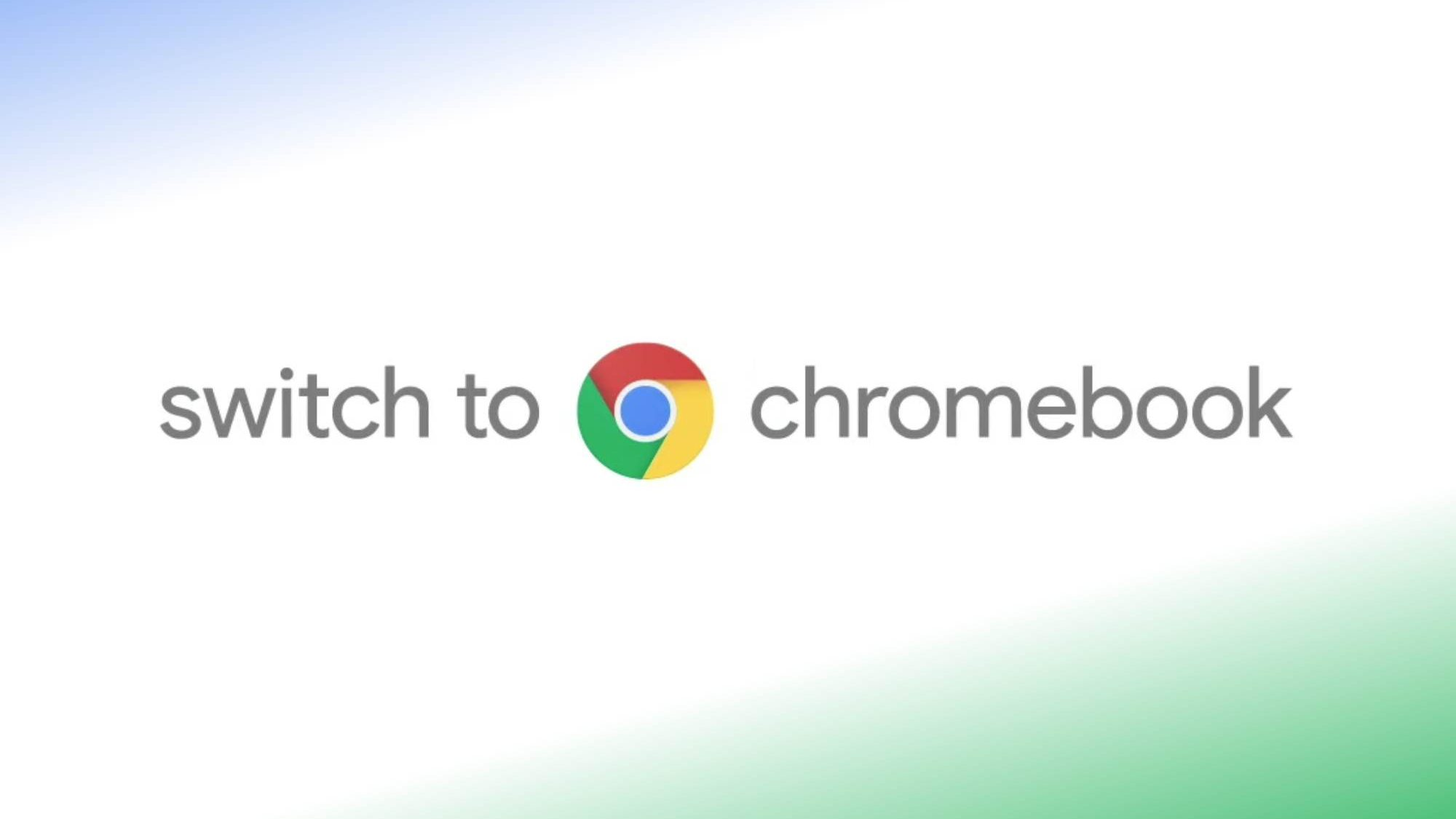 Google steals a page from Apple's playbook for new 'Switch to Chromebook' ad campaign