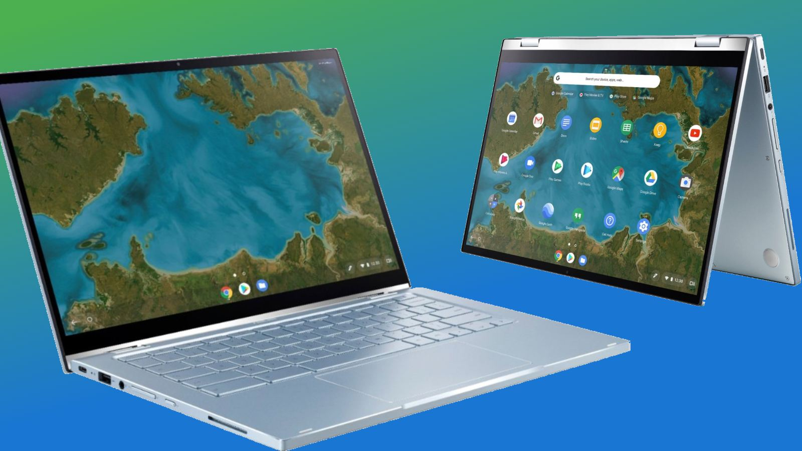 Move over Pixel 4 – new leaked images of the upcoming ASUS Chromebook Flip C433 are here