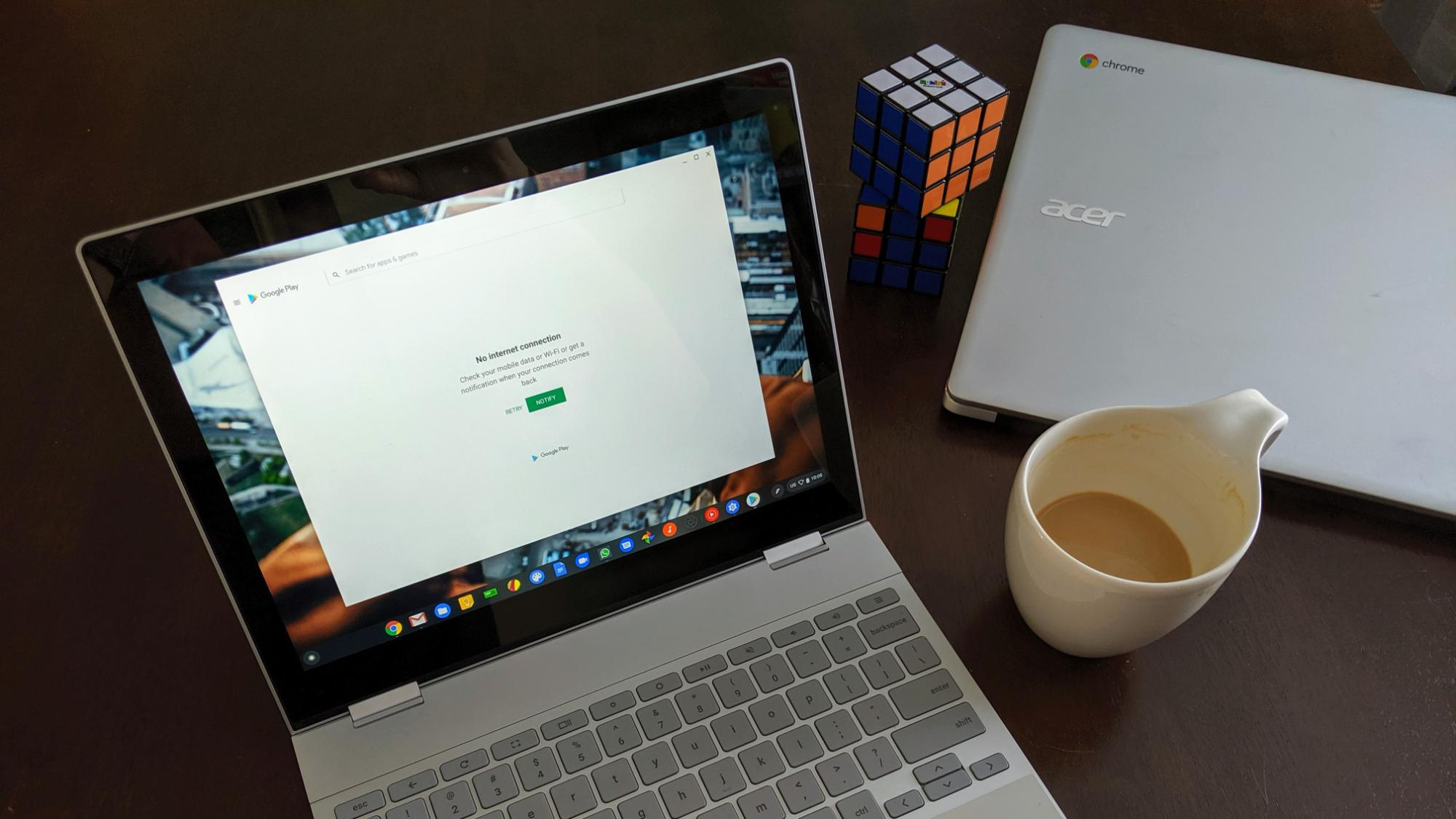 How to fix Chrome OS 76 bug that blocks Android apps from internet access