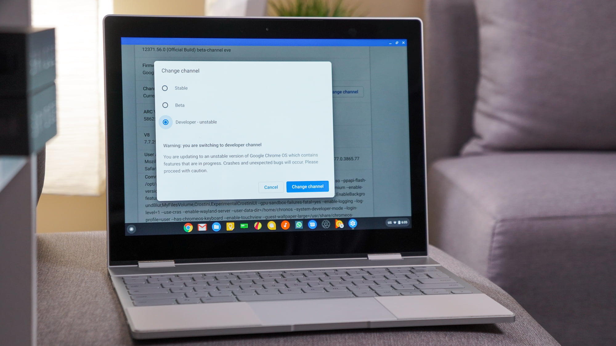 Chromebook Tip Tuesday: Why you should you try out the Beta and Dev Channels of Chrome OS [VIDEO]