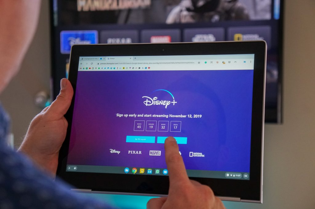Will Disney+ work with your Chromebook?  Disney officially responds