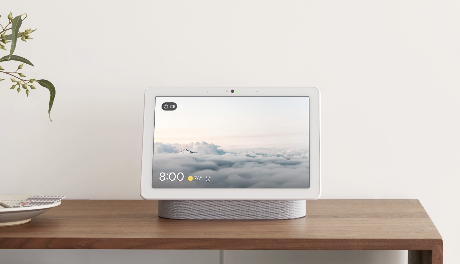 Nest Hub and Nest Hub Max now have a built-in keyboard for browsing the web by hand