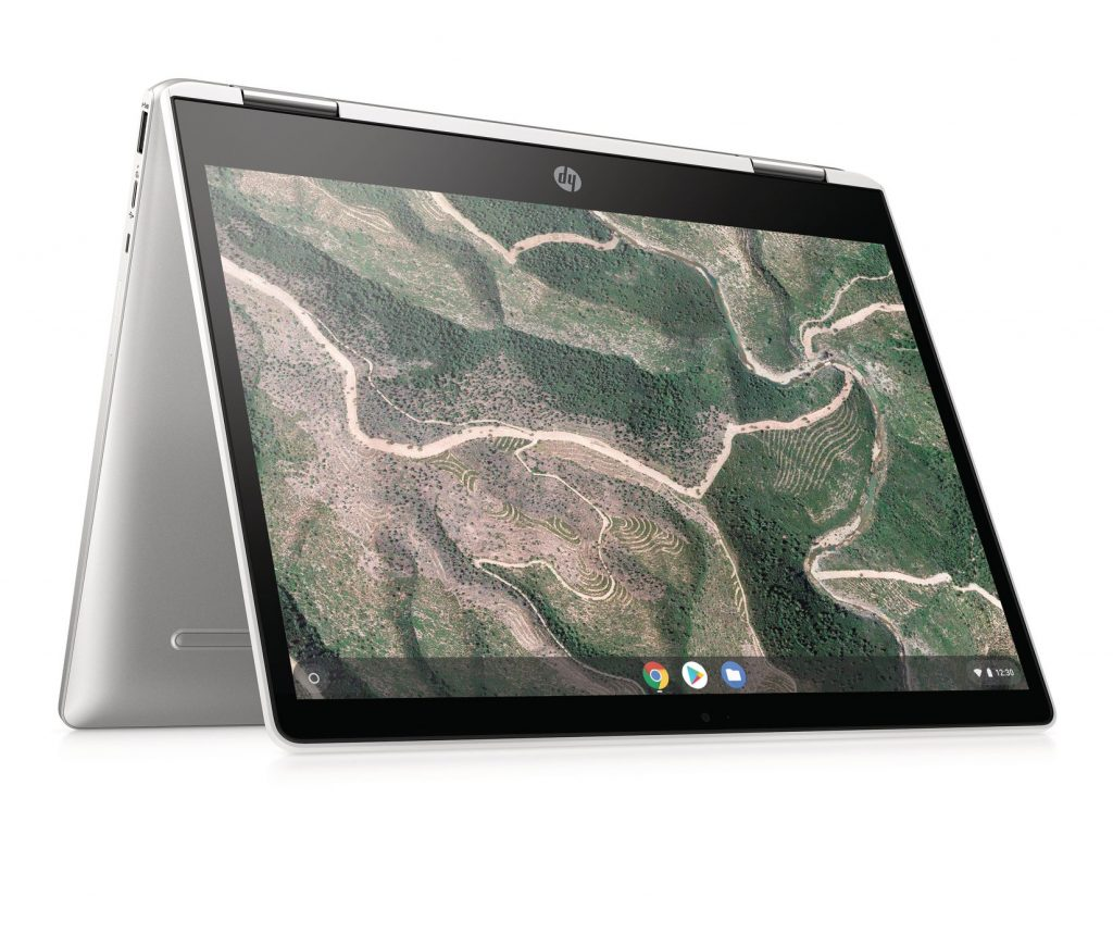 HP Announces Two New Chromebooks With Stylus Support