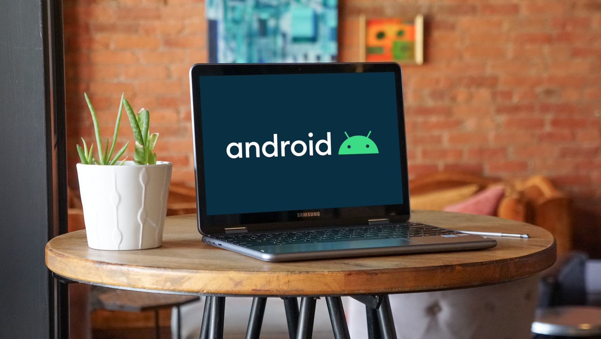 Android 10 (Q) looks to be coming to Chromebooks very soon