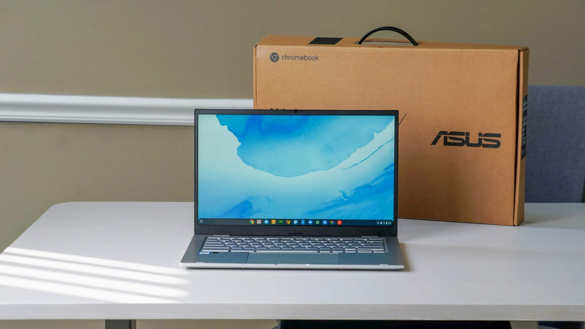 The latest Chromebook from ASUS is now priced to sell