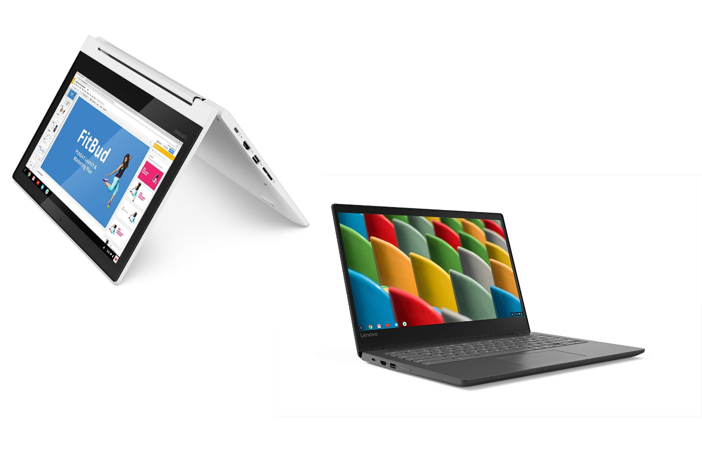 Save 25% on either of these versatile Lenovo Chromebooks