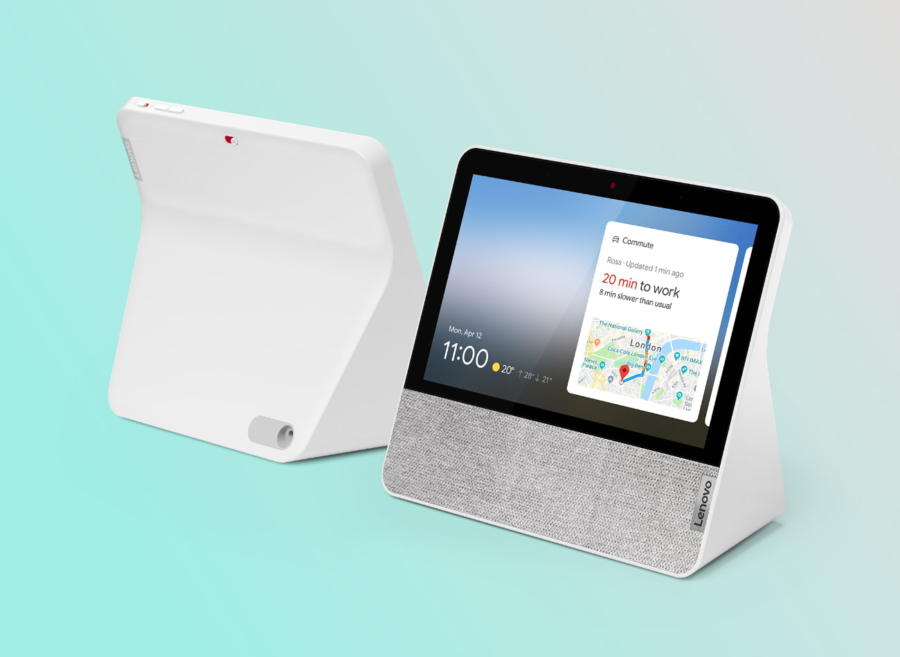 Lenovo debuts 7″ Google Assistant Smart Display and Android