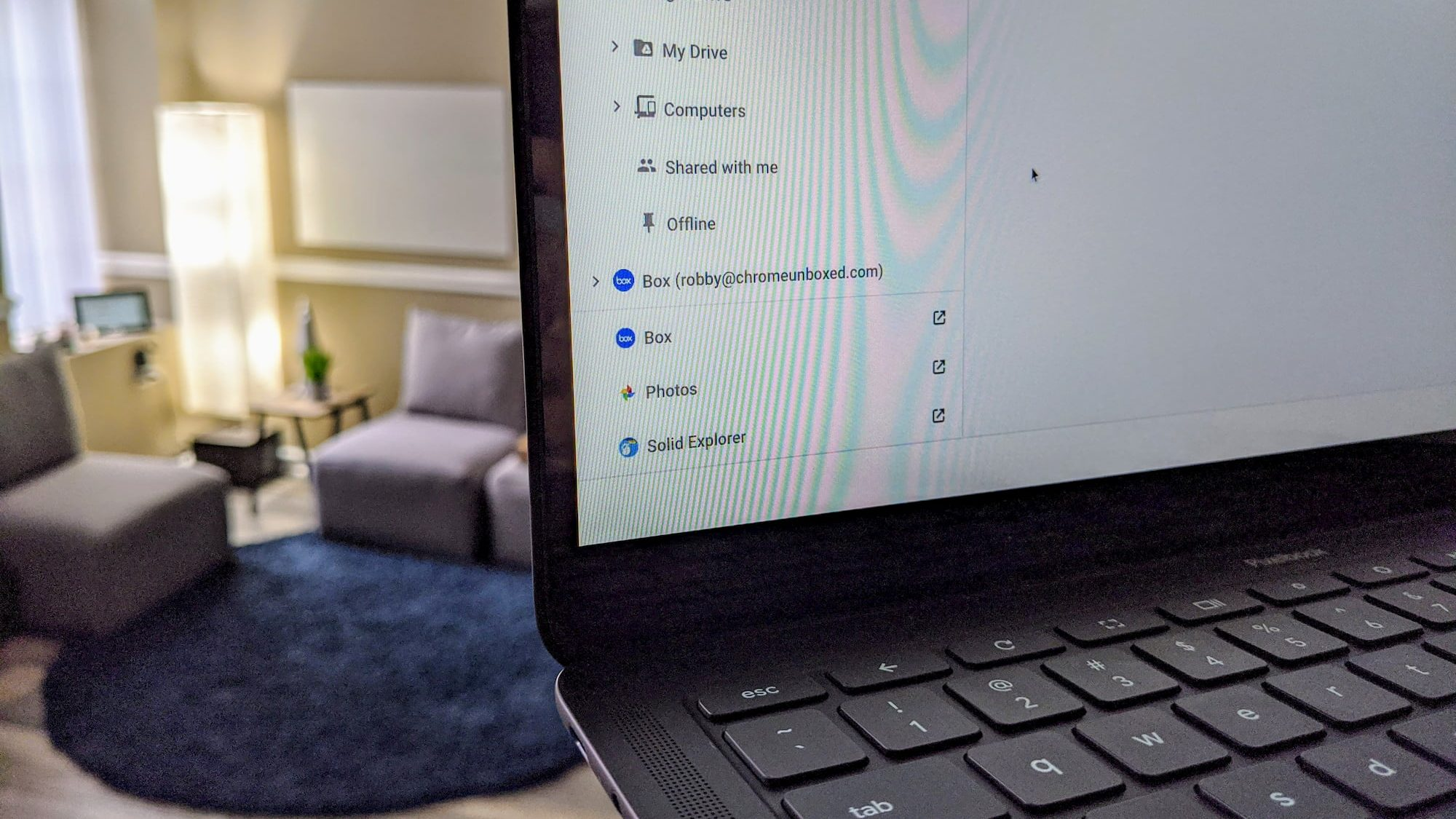 Google Photos now accessible in Chrome OS Files app…sort of