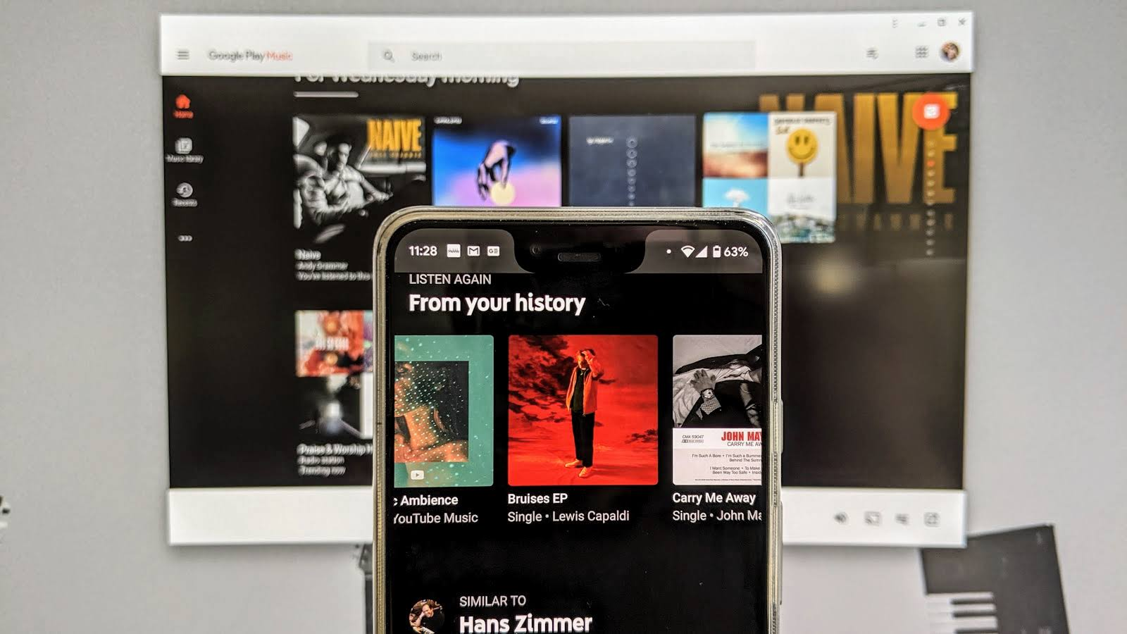 Time to get cozy with YouTube Music and start saying goodbye to Google Play Music