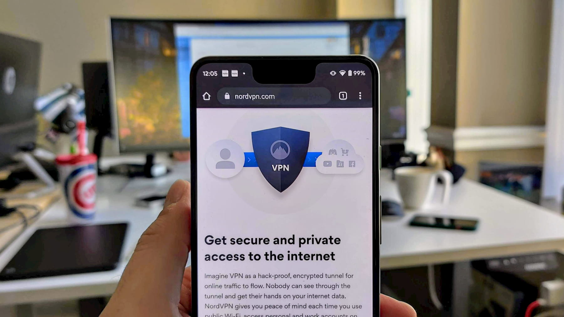 Yes, NordVPN was hacked; no, your data and privacy were not compromised