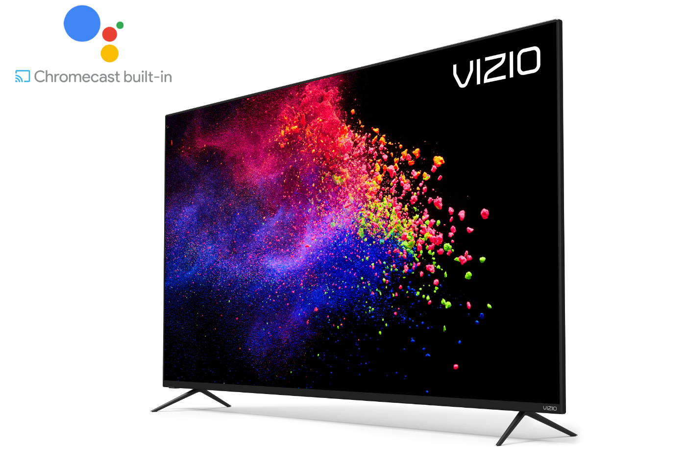 Vizio's 55-inch M-Series 4K TV does all the things and it's on sale for only $498