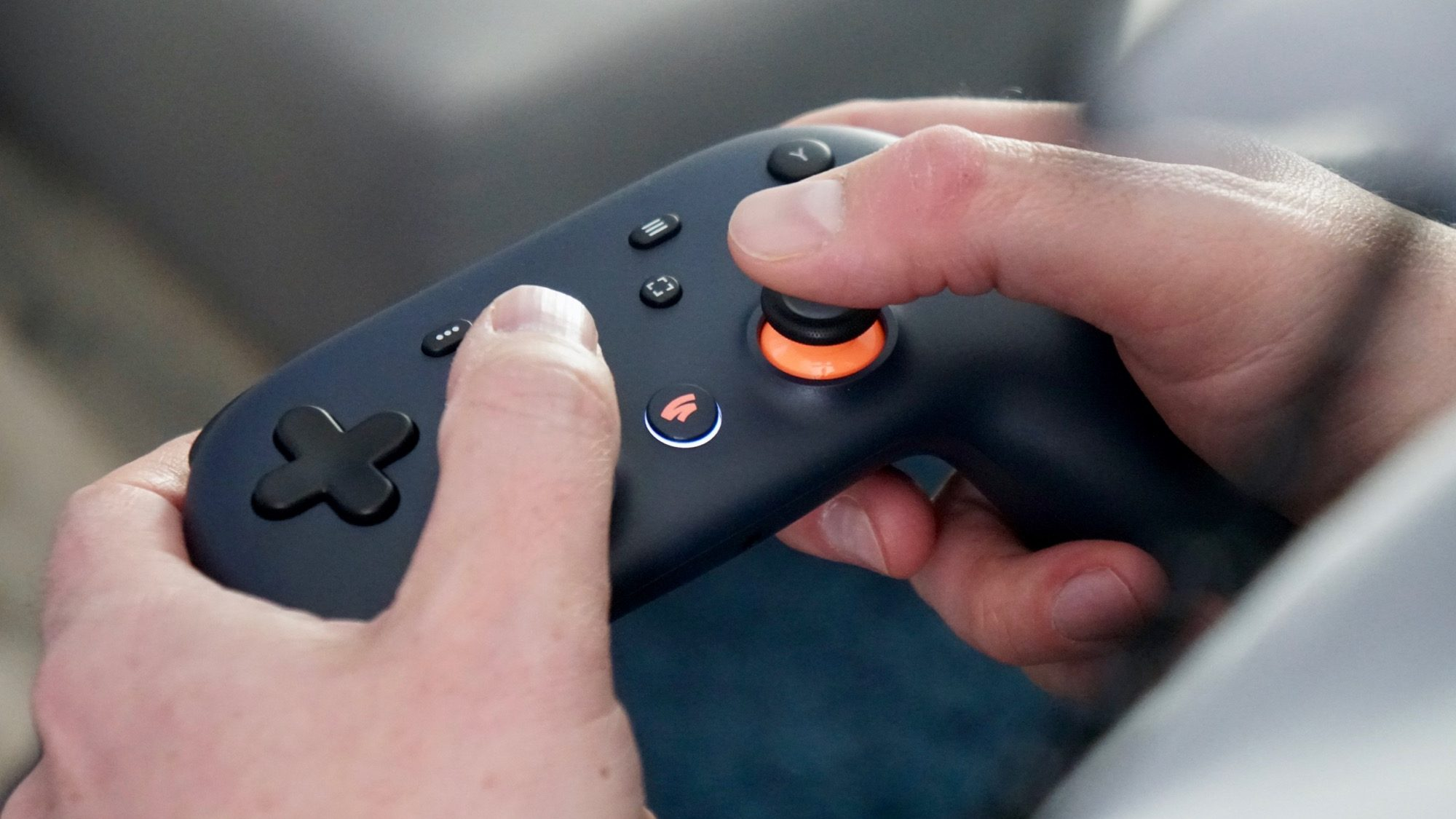 Google testing non-Pixel phones for use with Stadia