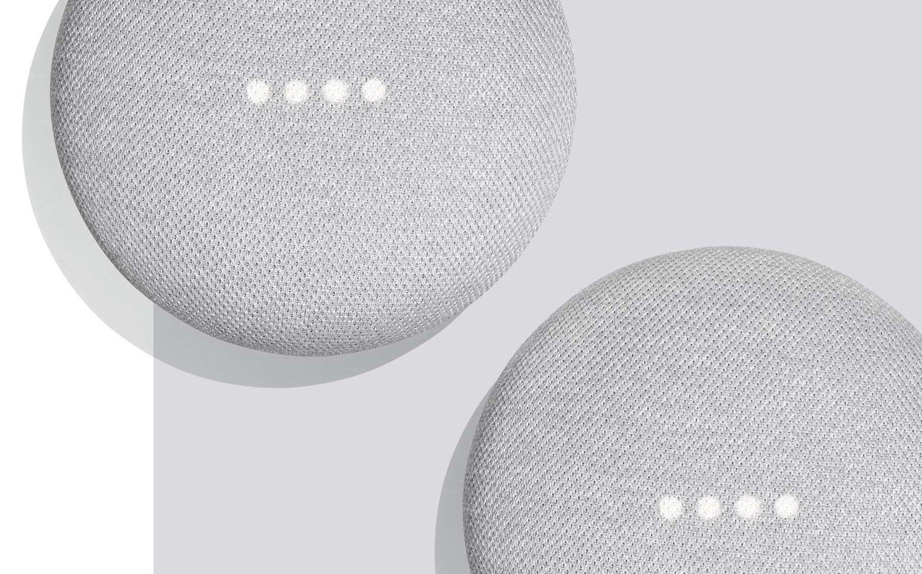 Stereo pairing finally arriving on Google Home and Home Mini