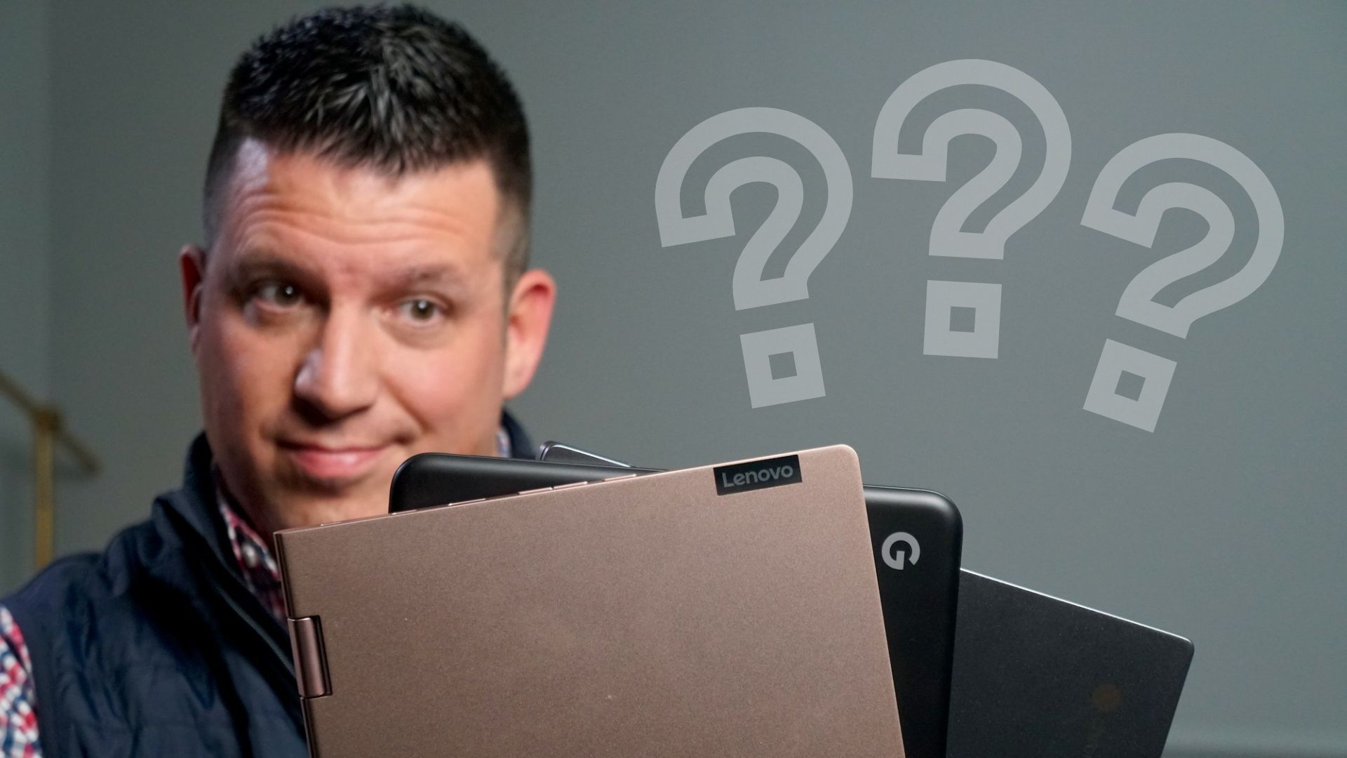 How to choose the right Chromebook with 5 simple questions [VIDEO]
