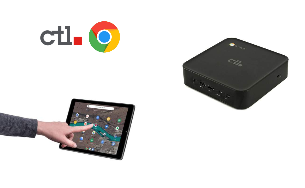 CTL's Black Friday features Chromeboxes and Tablets starting at $199