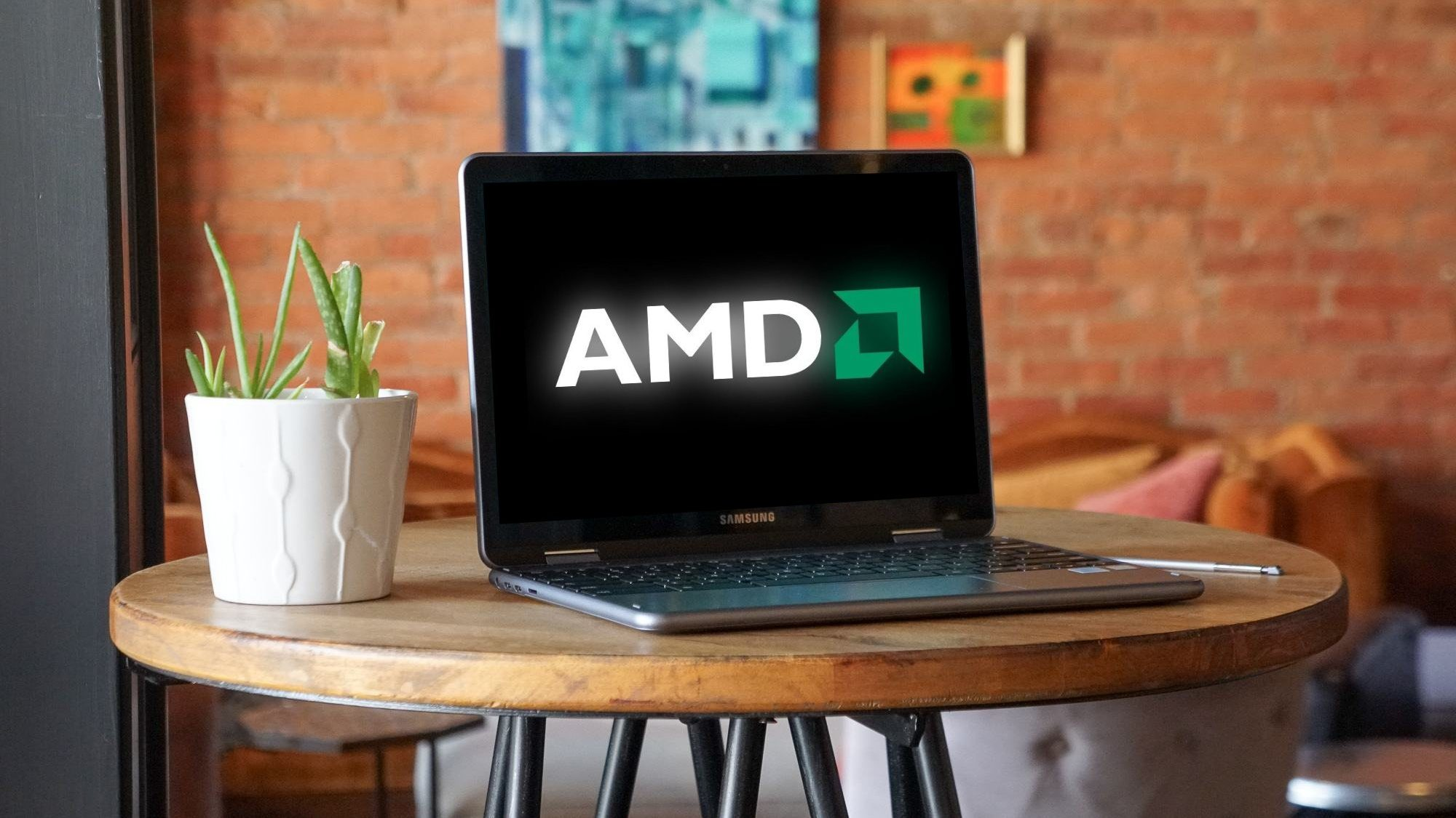 Upcoming AMD-powered Chromebooks will internally stow and charge a USI stylus