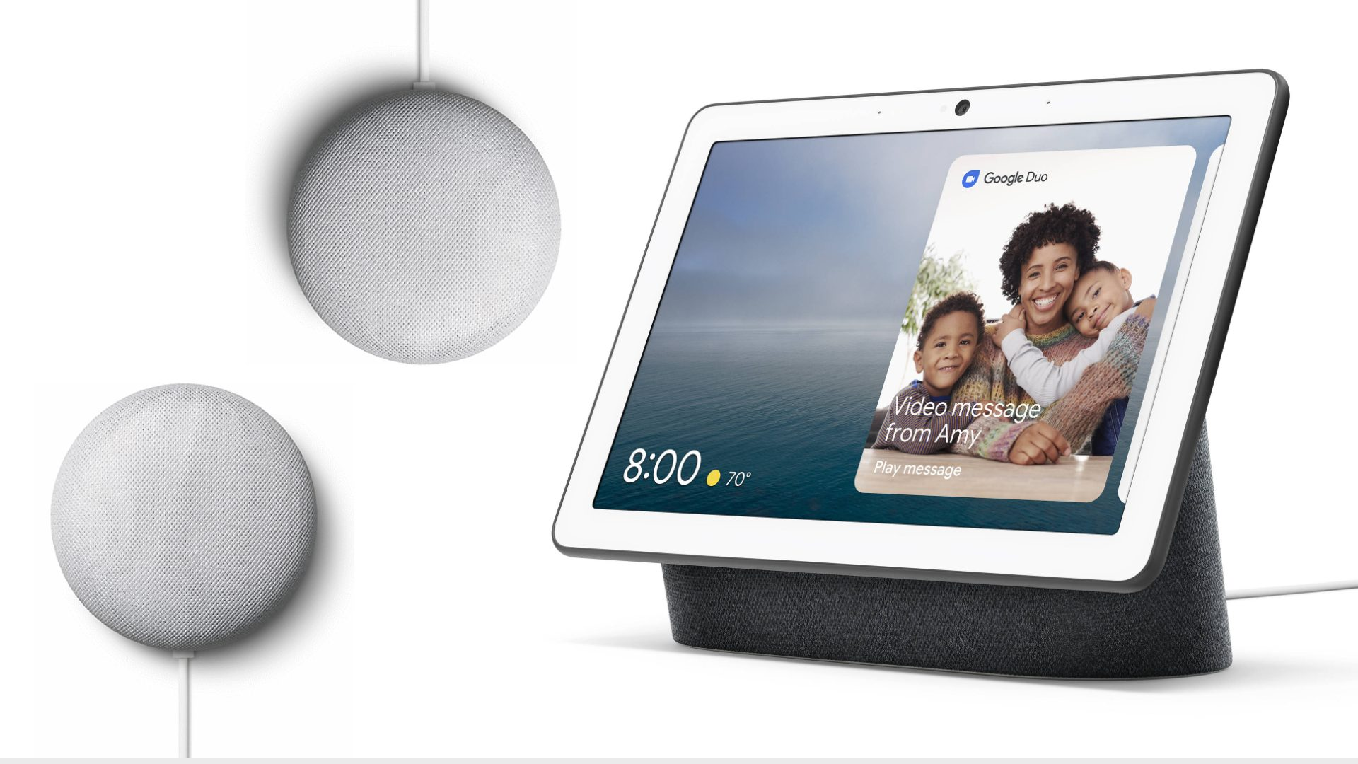 Insane last-minute deal you can use to save $150 in-store on a Nest Hub and 2 Nest Minis
