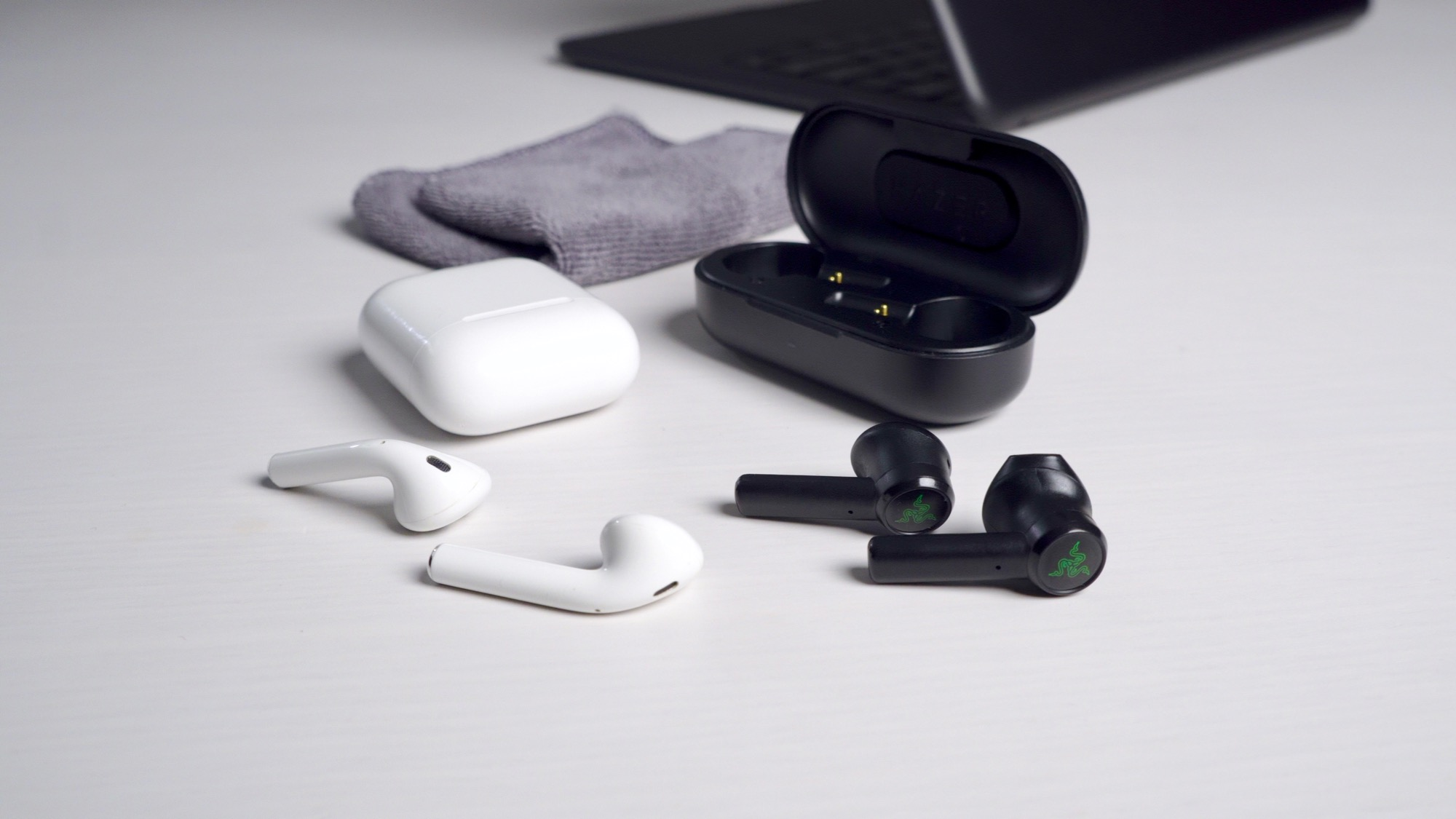 Why Razer's new wireless earbuds replaced AirPods in my pocket [VIDEO]