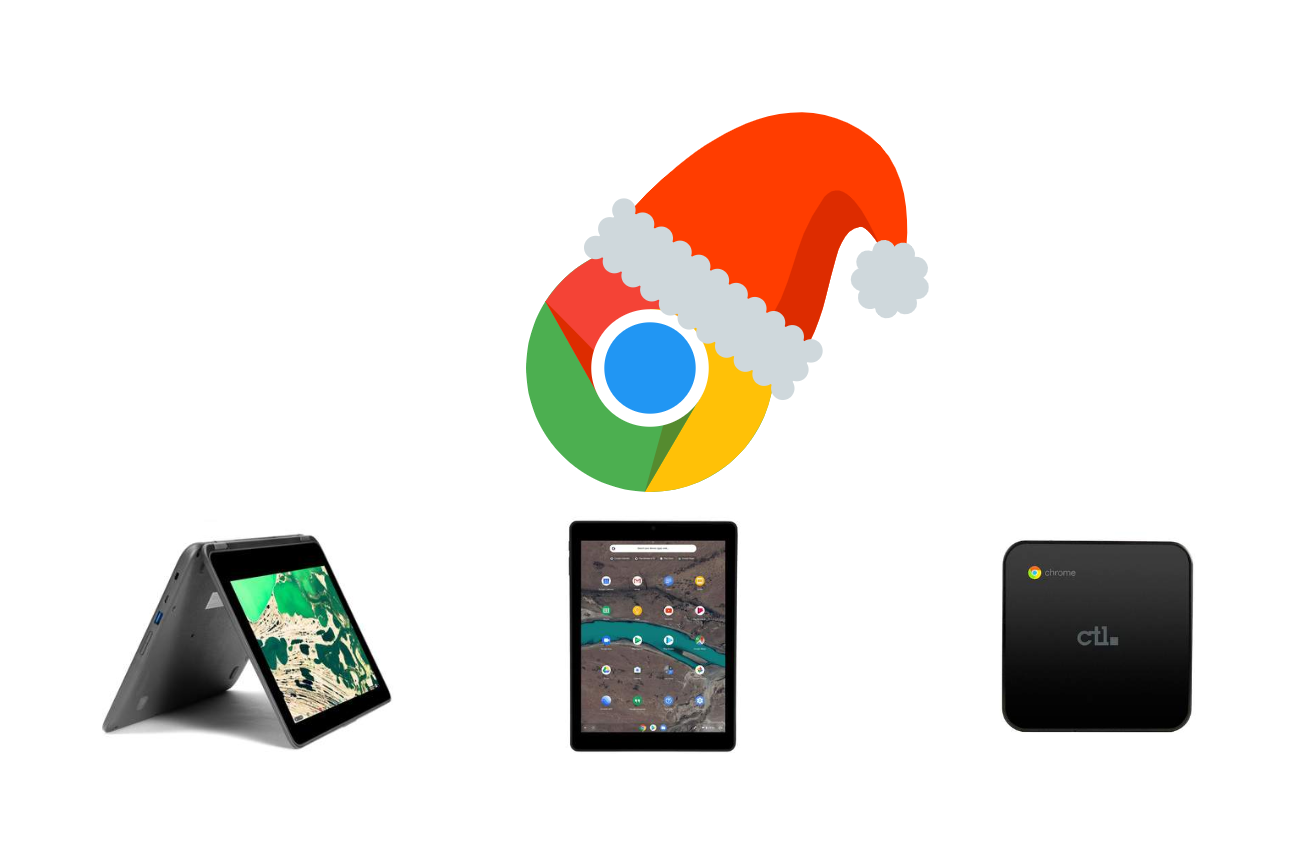 """Chrome for the Holidays: Save up to $100 when you shop CTL's End of Year Sale"