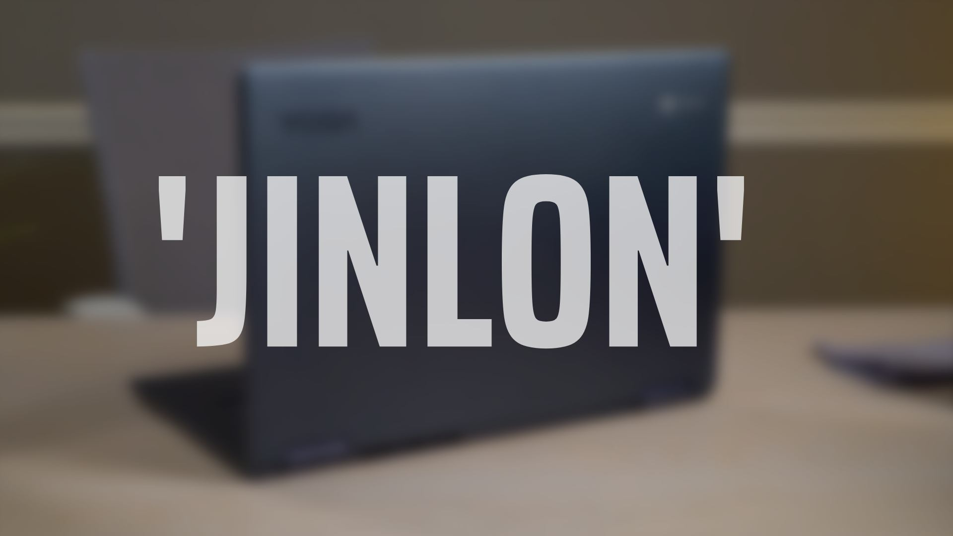 Upcoming Chromebook 'Jinlon' getting a mysterious feature we've not seen before