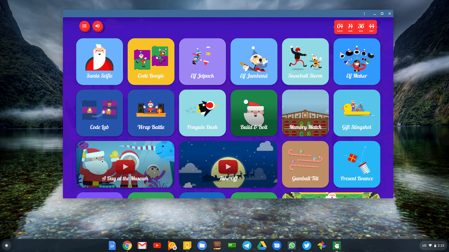 Google's Santa Tracker is back for 2019 with some new tricks and even a PWA