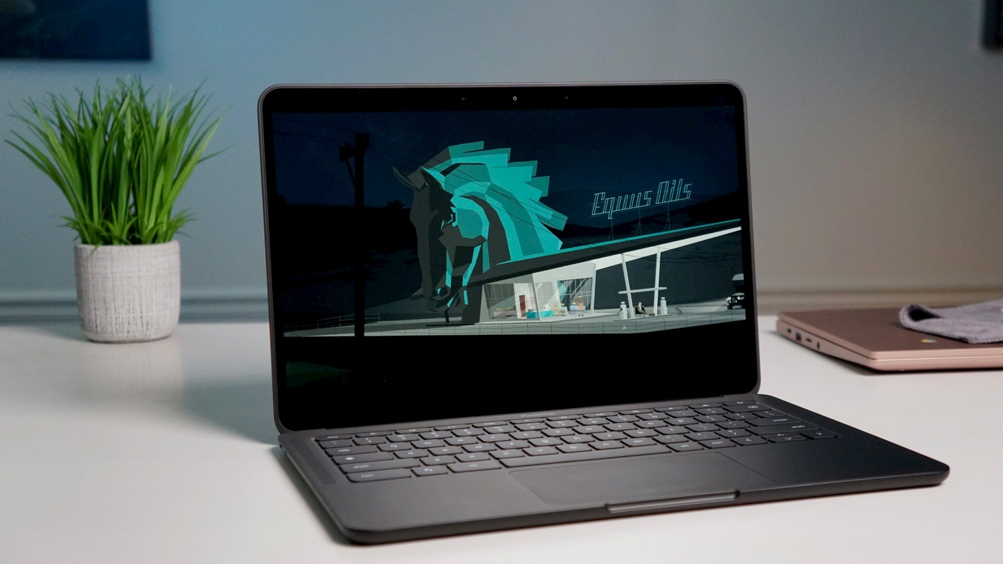 Thanks to Linux on Chrome OS, you can play the 'Game of the Decade' on your Chromebook [VIDEO]