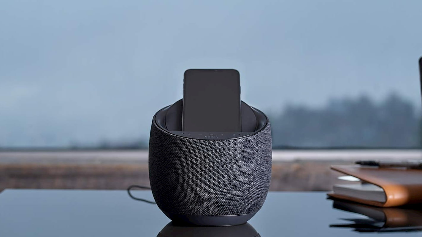 CES 2020: Belkin debuts Google Assistant SOUNDFORM™ ELITE w/built-in Qi wireless charger