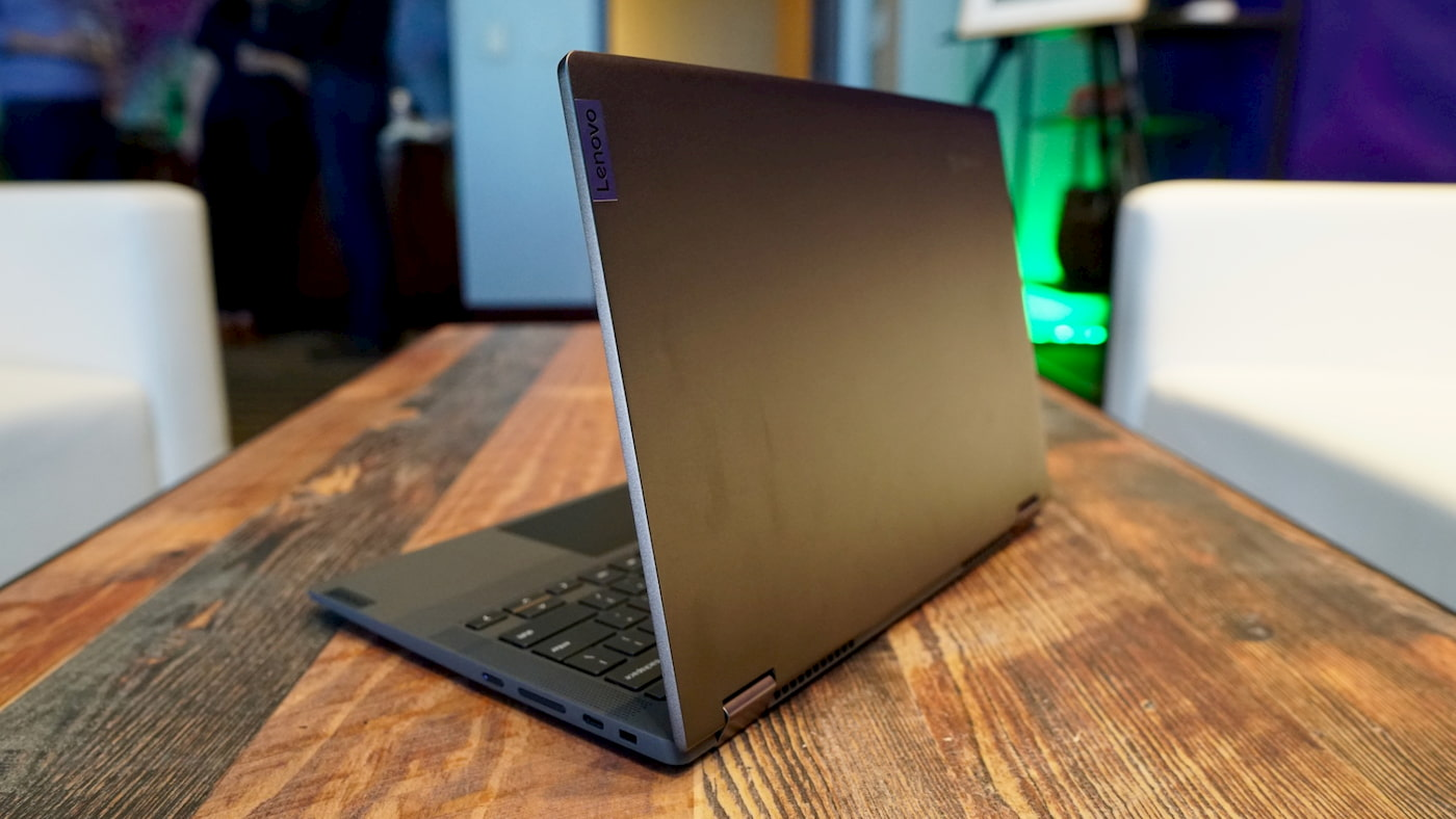 Hands-on with the Lenovo Chromebook Flex 5 [Video]