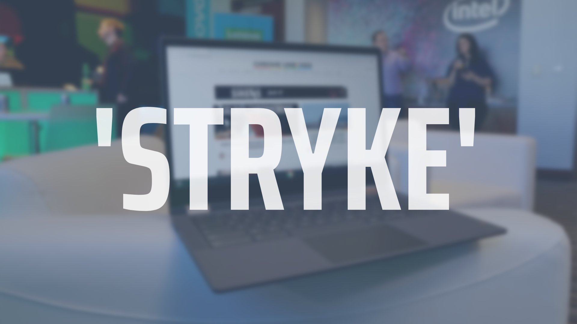 'Stryke' is another 10th-gen Intel Comet Lake Chromebook entering development