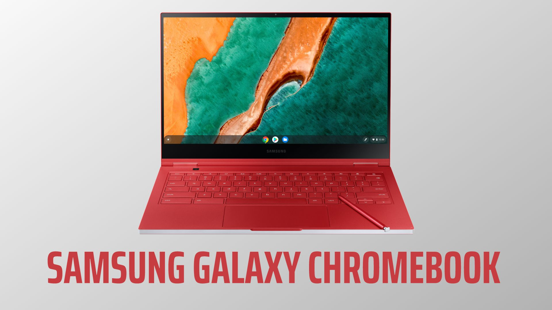 The first Chromebook to get an AMOLED display is Samsung's thin & powerful Galaxy Chromebook