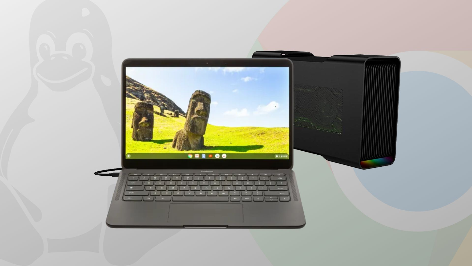 Linux Apps On Chromebooks May Be Reason Enough For External Gpu Support