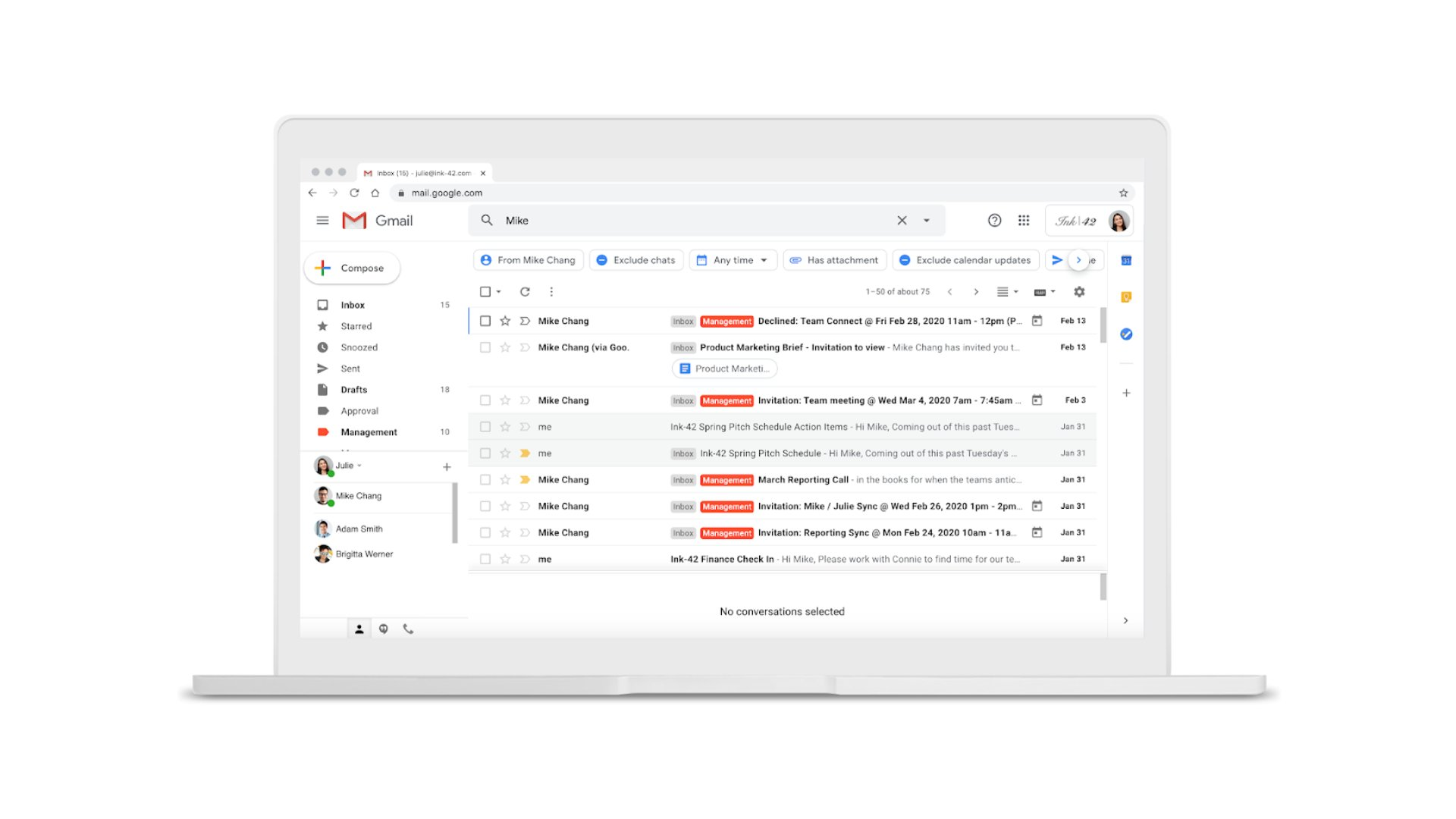 This new change will make searching in Gmail far better experience