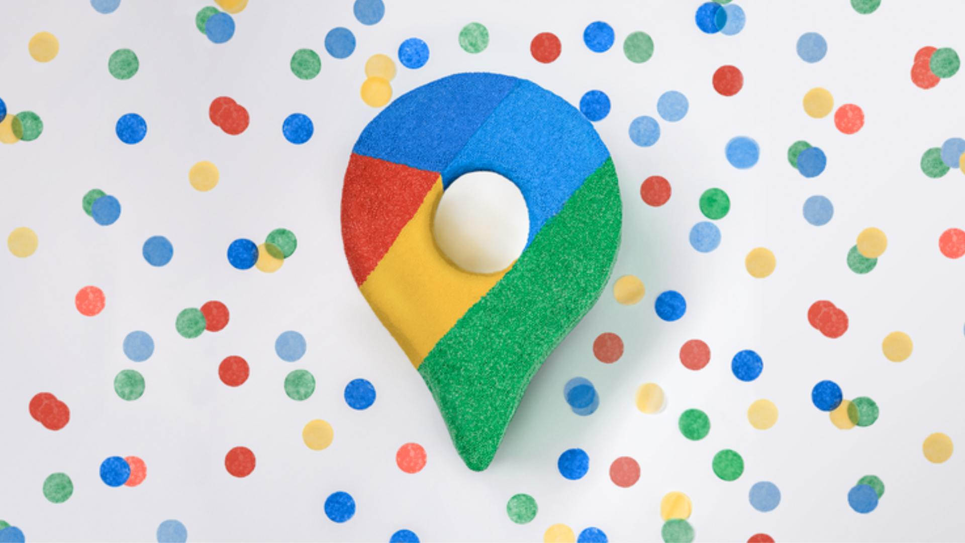 Google Maps celebrates 15th birthday with an updated icon and some new features