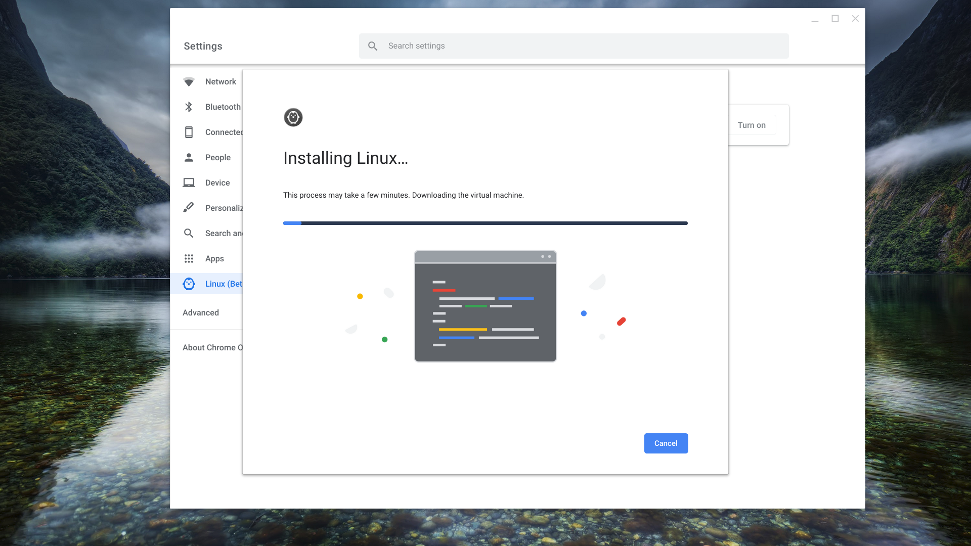 Getting Started With Linux Apps On Your Chromebook