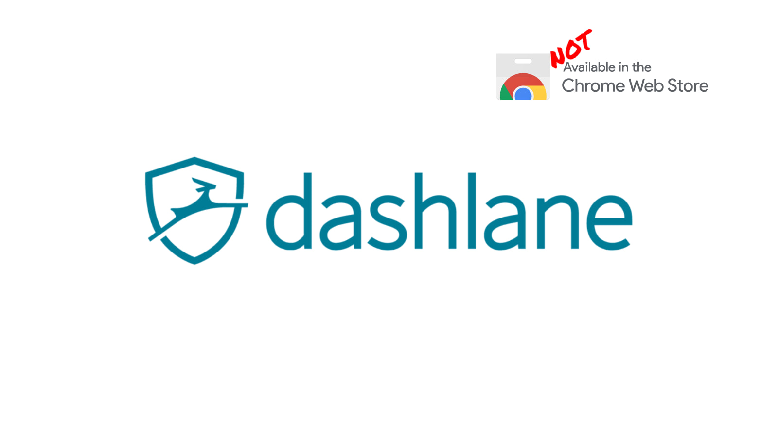 Dashlane Password Manager has extension temporarily removed from Chrome Web Store