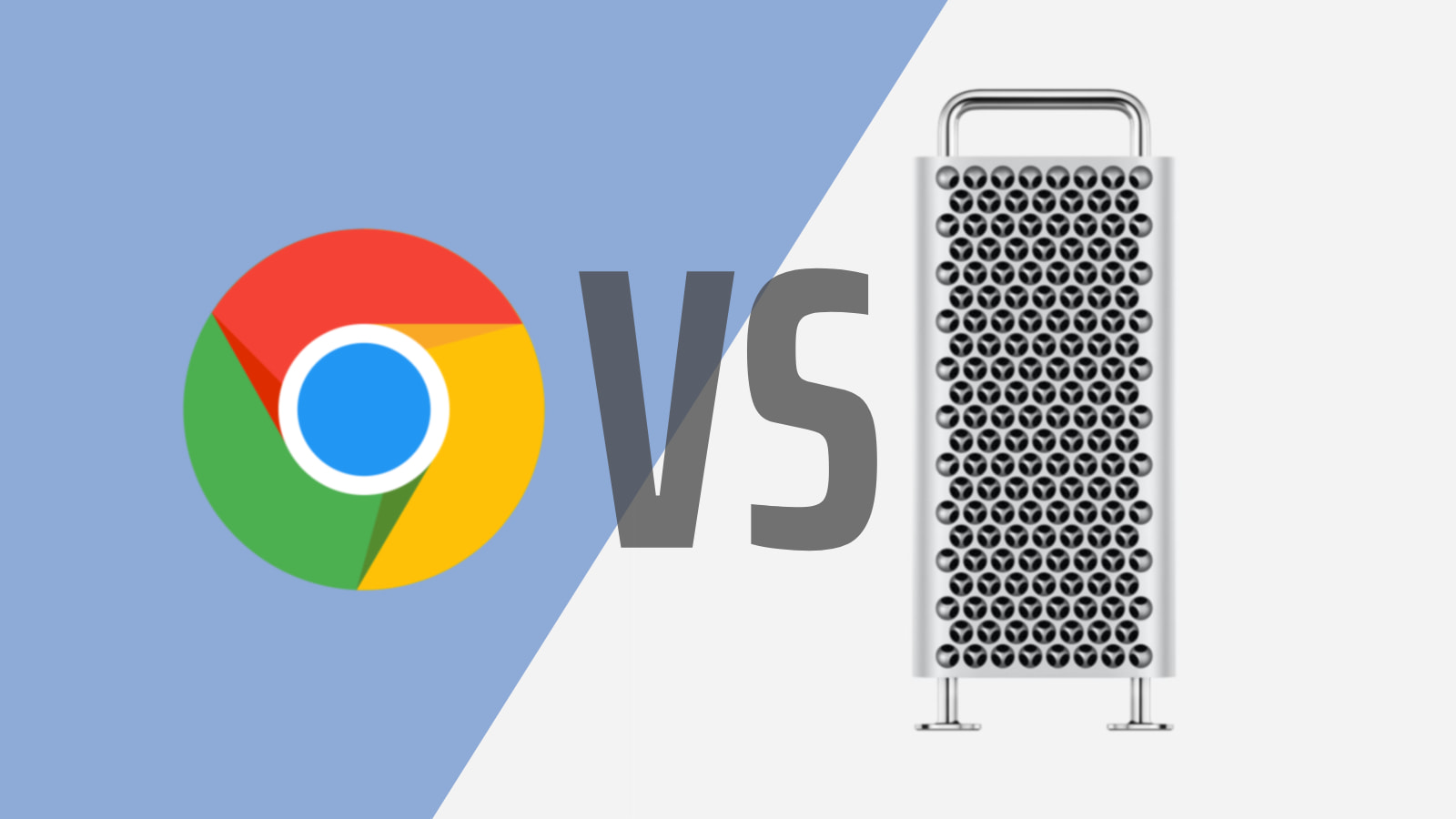 TLD pits 1.5 TB of RAM in the 2019 Mac Pro against Google Chrome. Who will win?