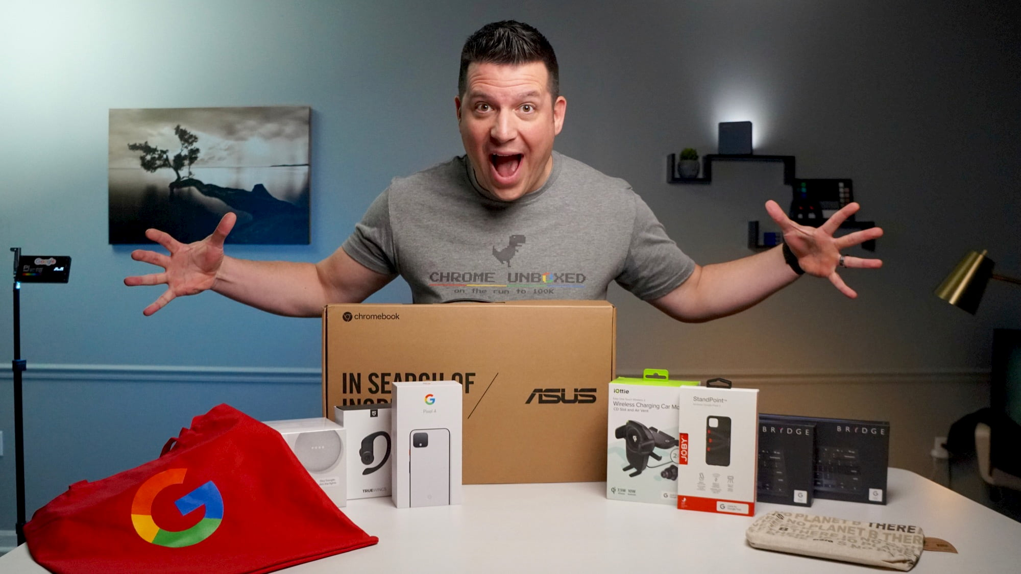 On the run to 100K: the biggest giveaway in Chrome Unboxed history