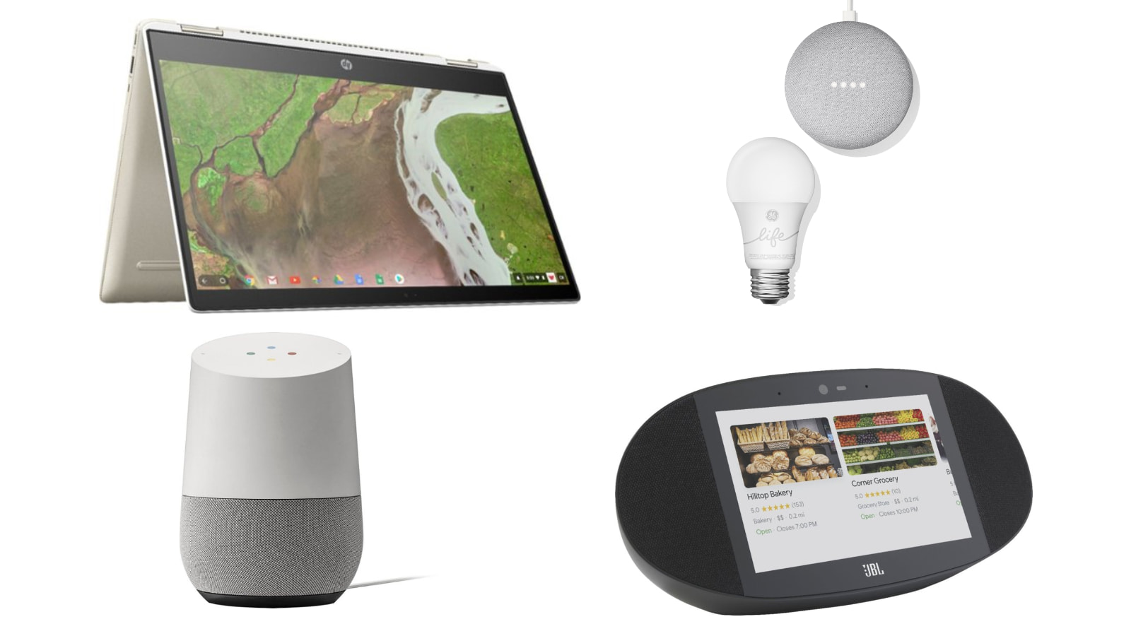 Presidents' Day deals: Chromebooks, Google Home, Smart Displays and more