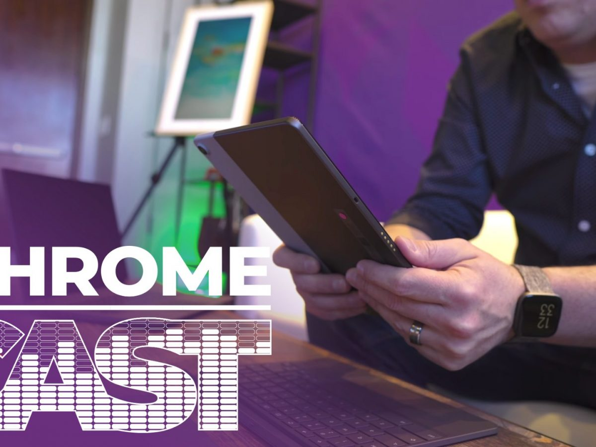 The Chrome Cast 50 Linux On Chromebooks And The Future Of Chrome Os Tablets