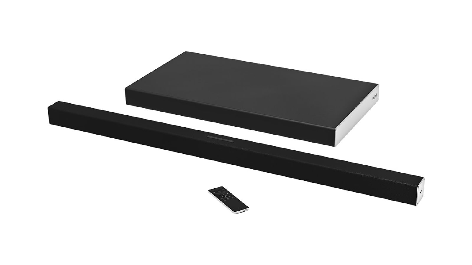 Score this Vizio soundbar and subwoofer with built-in Chromecast and save $120