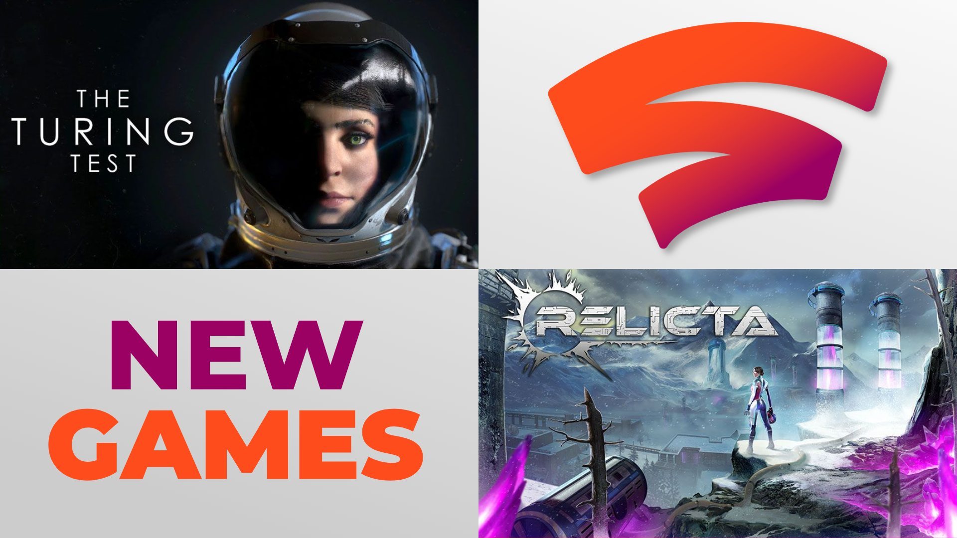 Two new, 3D FPS puzzler games announced for Stadia