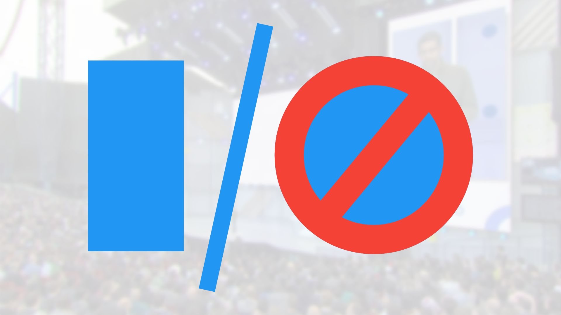 It seems even virtual events are not immune as Google fully cancels I/O developer conference