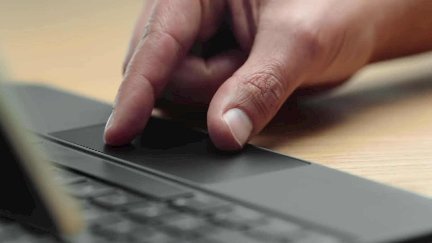Work smarter, not harder with your Chromebook keyboard and trackpad