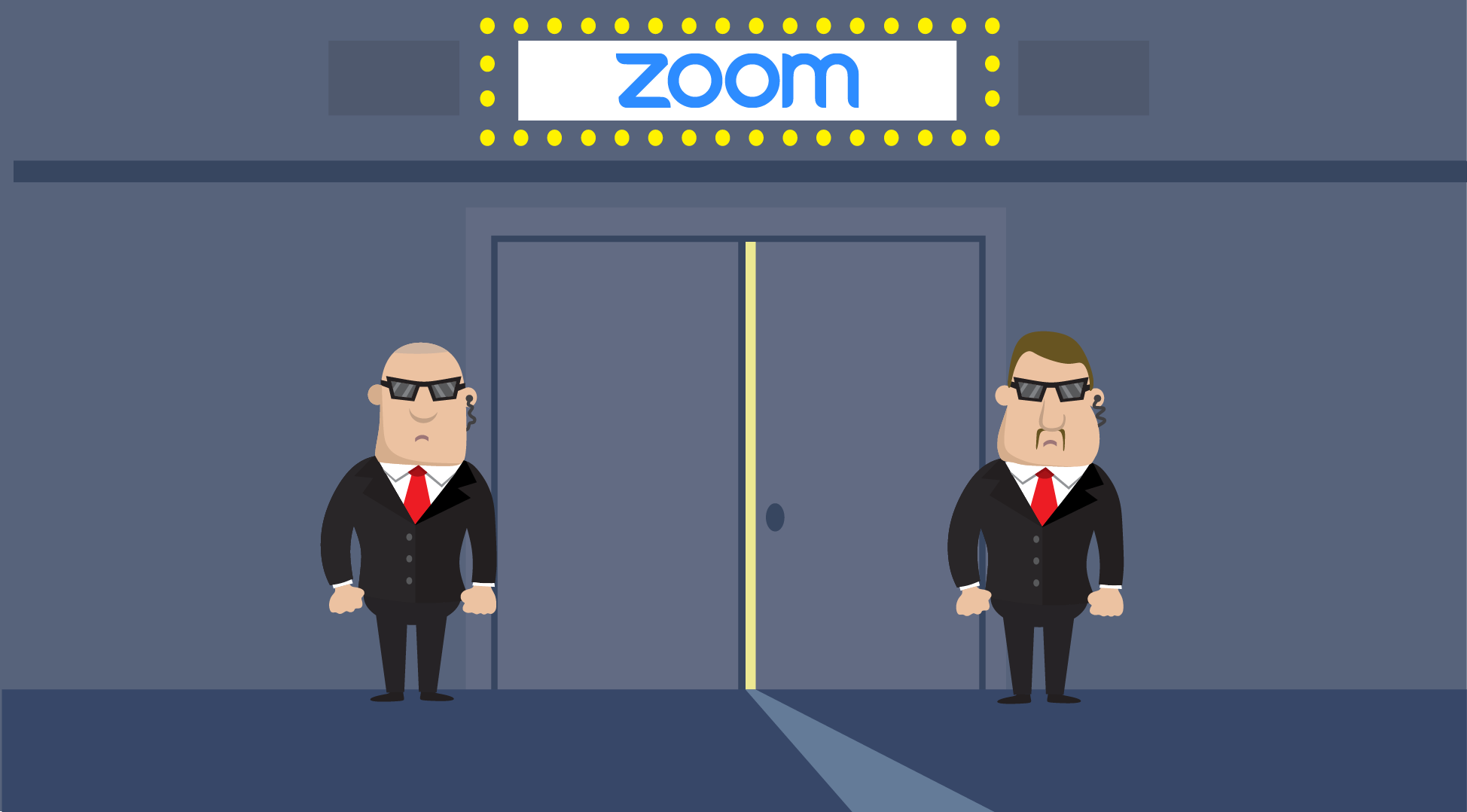 Zoom users take heed to prevent uninvited guests in your meeting rooms