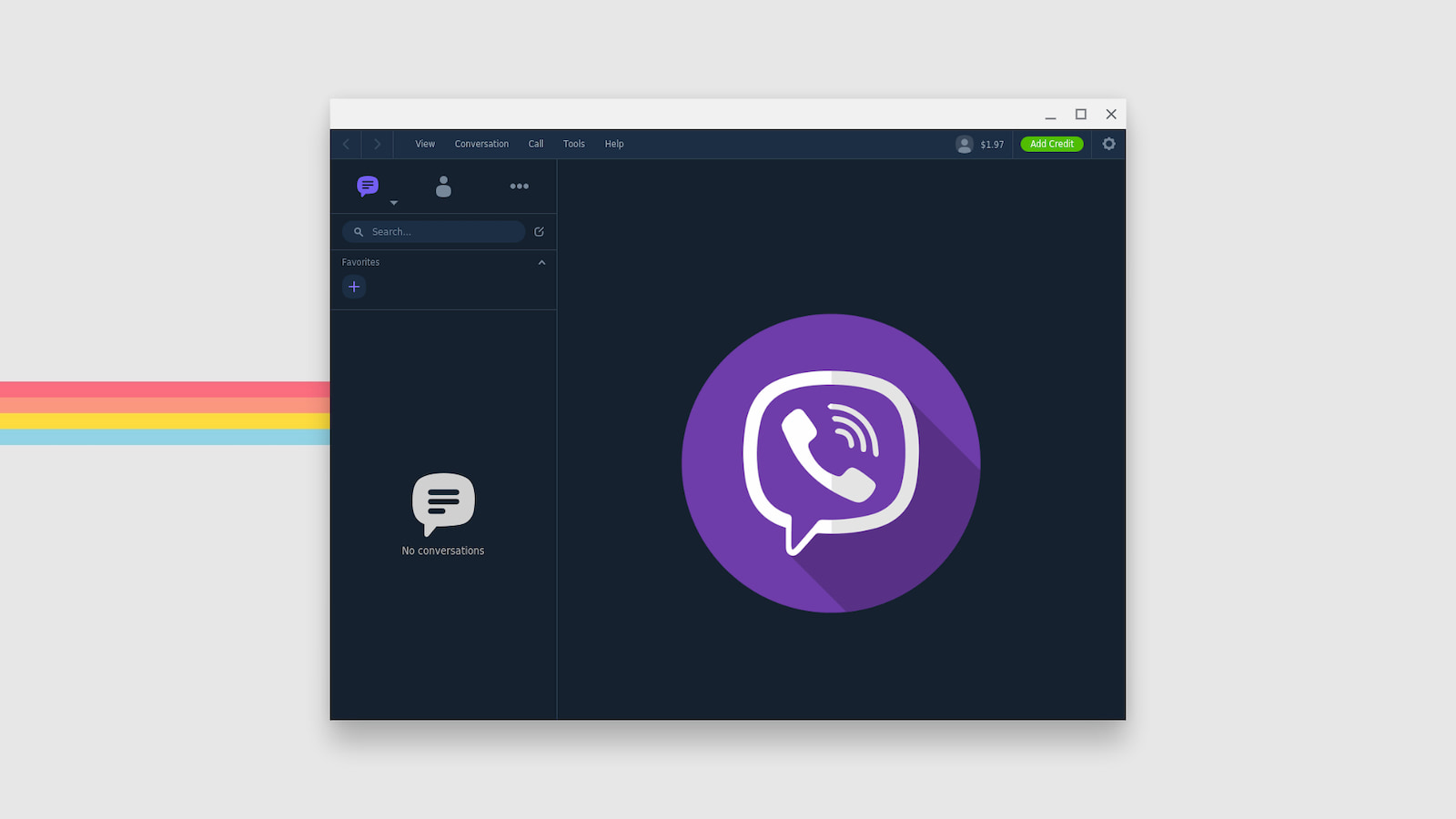 Need Viber on your Chromebook? For now, Linux is probably the answer