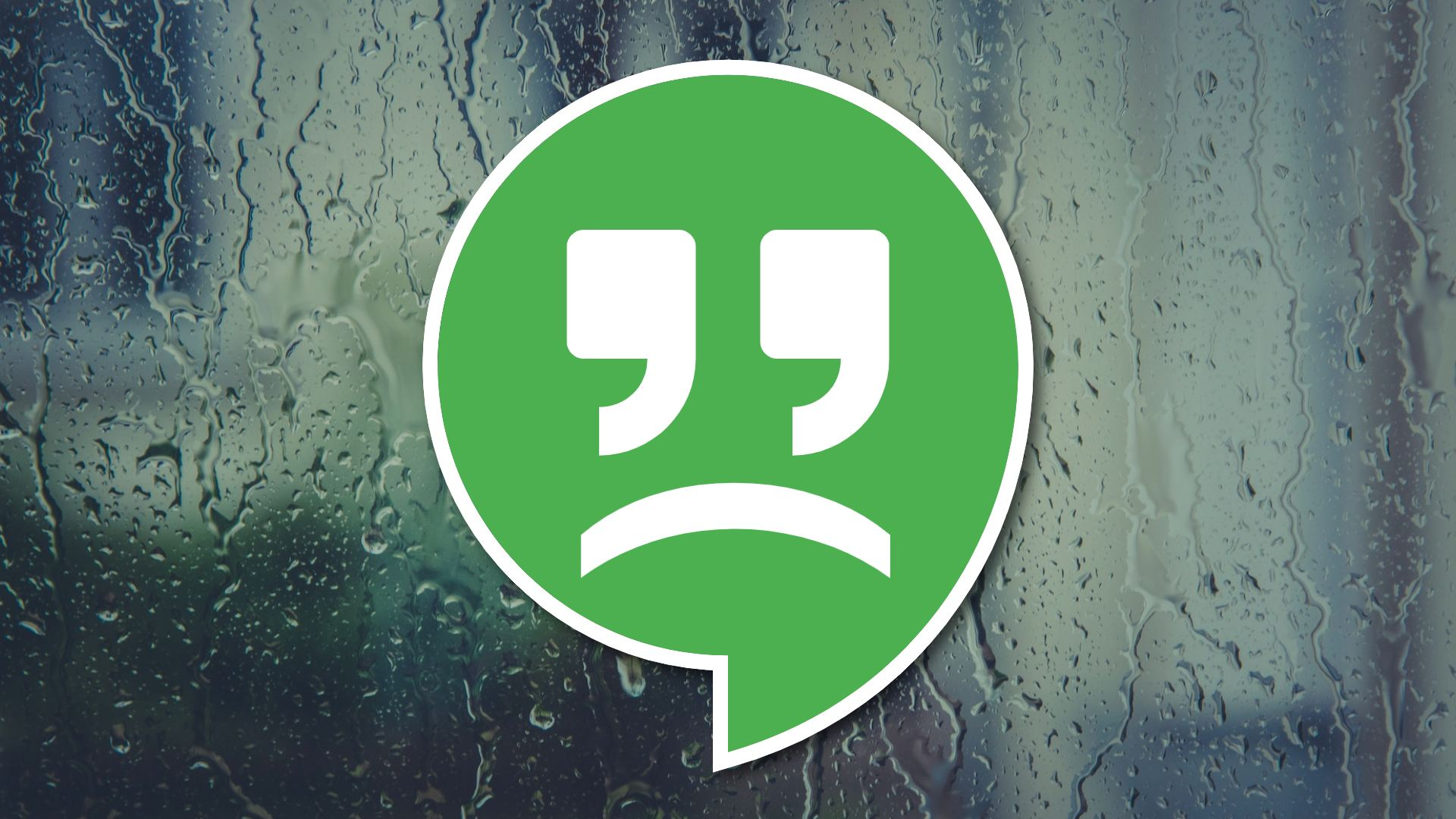 Hangouts takes another step towards the Google Graveyard