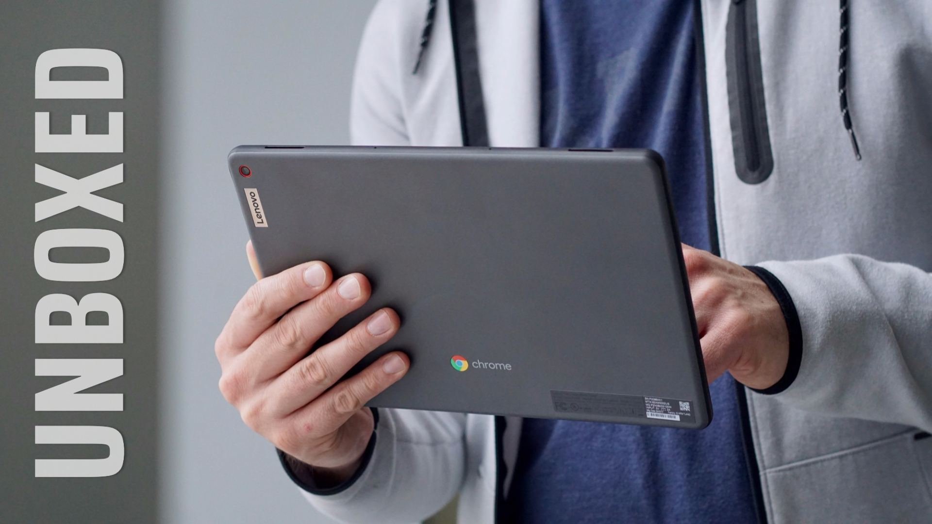 Unboxing & hands-on with the rugged version of the Lenovo Chromebook Duet