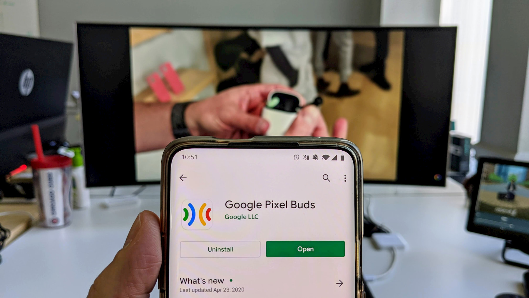 The full Pixel Buds 2 experience won't be limited to just Pixel users thanks to the Pixel Buds app